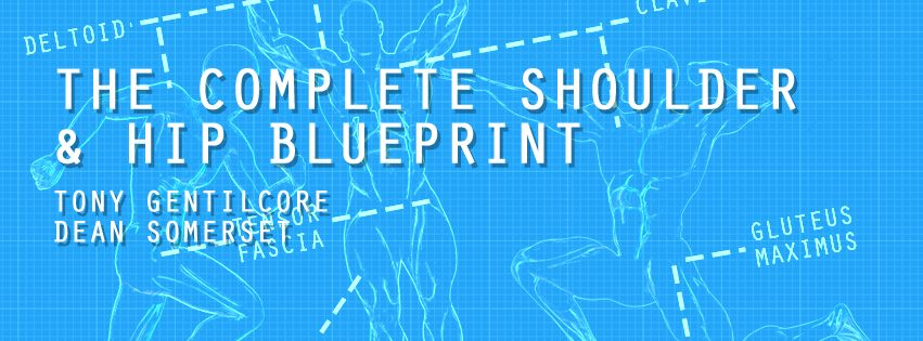 The Complete Shoulder and Hip Blueprint
